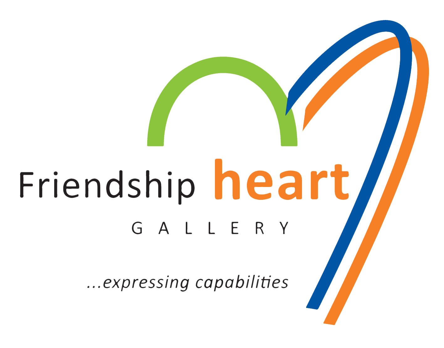 Friendship Heart Gallery